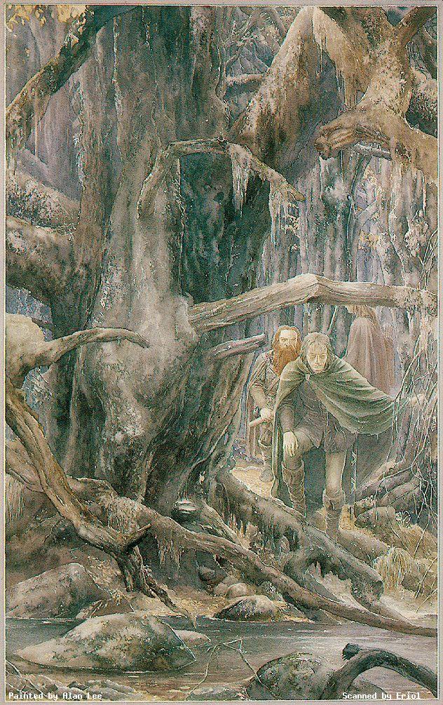 Tolkien Art Gallery